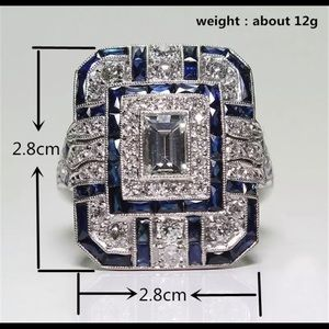Jewelry - Square Ring